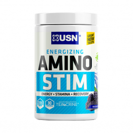 AMINO STIM Blue Raspberry