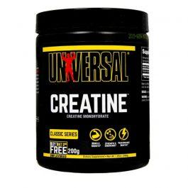 CREATINE POWDER UNIVERSAL 200 grs