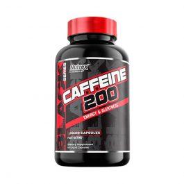 NUTREX CAFFEINE 200 CAFEINA 60 CAPSULAS LIQUIDAS