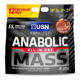 ANABOLIC MASS 12 lb USN