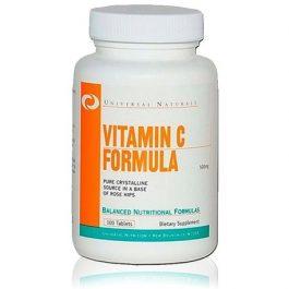Vitamina C 100 capsulas