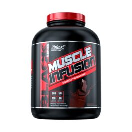 NUTREX MUSCLE INFUSION PROTEINA 5 LB