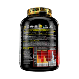 MUSCLETECH NITRO-TECH 100% WHEY GOLD PROTEINA 5.53 LB