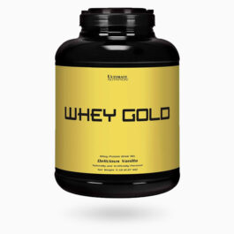 WHEY GOLD 5LB ULTIMATE NUTRITION