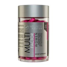 MULTI FACTOR WOMEN, Multivitamínico (60 capsulas)